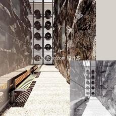 展厅3d模型下载