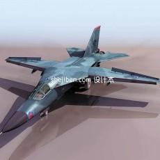飞机-战斗机3d模型下载
