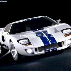 福特嘉年华动感限量版汽车3d模型下载