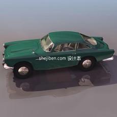 阿斯顿astonm汽车3d模型下载
