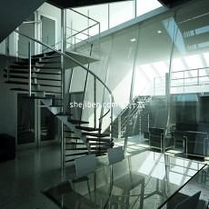 复式楼梯3d模型下载