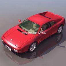 赛车3d模型下载