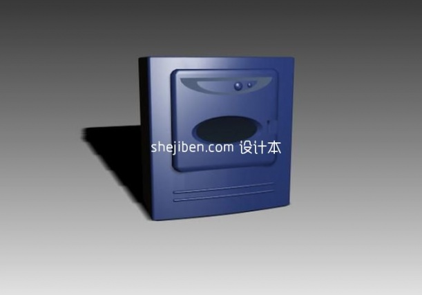 电器3d模型