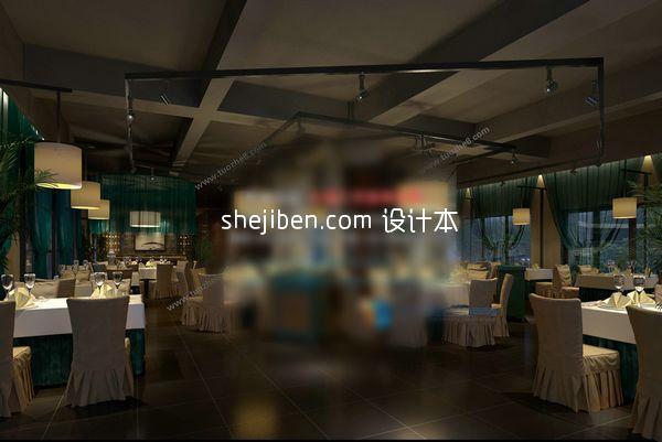 地中海风格餐厅