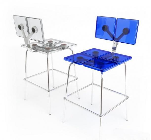 办公椅模型