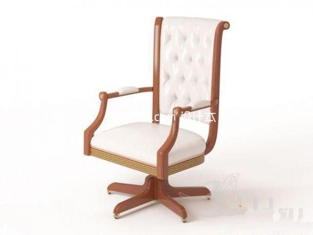 欧式老板椅