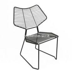 户外花园椅3d模型下载