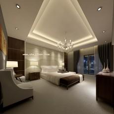 卧室1783d模型下载