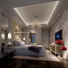 卧室1803d模型下载
