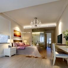 卧室1553d模型下载