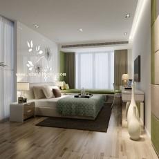 卧室1463d模型下载