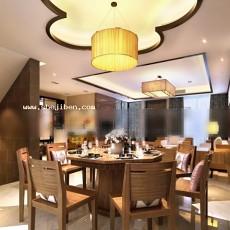 餐厅天花板3d模型下载