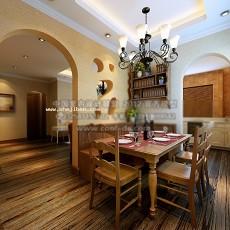餐厅1013d模型下载