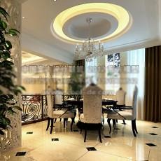 餐厅1323d模型下载
