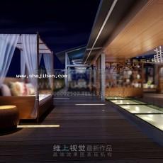阳台3d模型下载