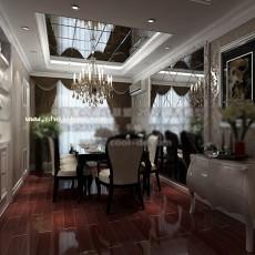 餐厅1263d模型下载