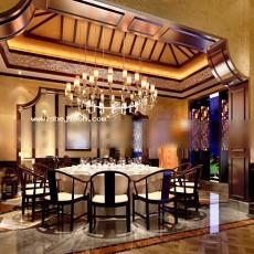 餐厅包间3d模型下载