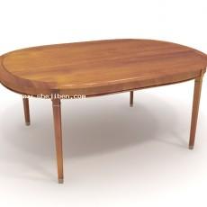 儿童桌3d模型下载