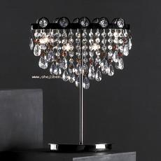 水晶台灯3d模型下载