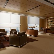 总裁办公室3d模型下载