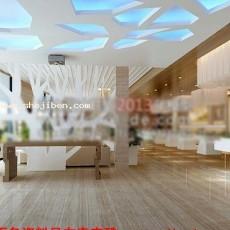 售楼处3d模型下载