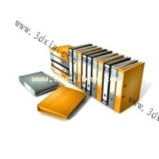 文件夹3d模型下载