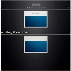 西门子消毒柜3d模型下载