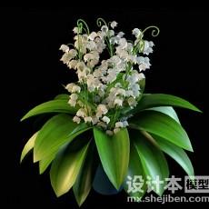 盆栽5023d模型下载
