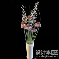 盆栽5053d模型下载