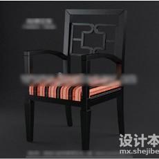 家居椅子3d模型下载