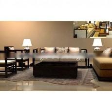 中式沙发组合3d模型下载