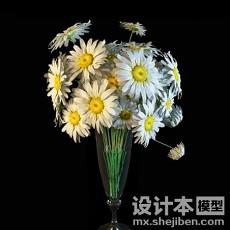 盆栽5143d模型下载