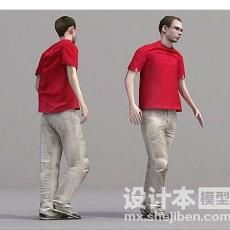 男人3d模型下载
