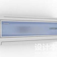 空调3d模型下载