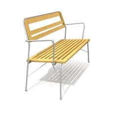 椅3d模型下载