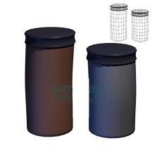 垃圾桶3d模型下载