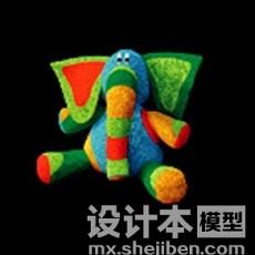 玩具3d模型下载