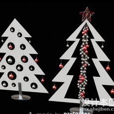 圣诞3d模型下载