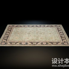 地毯3d模型下载