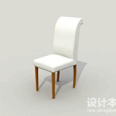 休闲椅3d模型下载