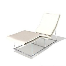 躺椅3d模型下载
