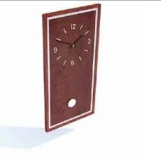 钟3d模型下载
