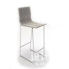 吧台椅子3d模型下载