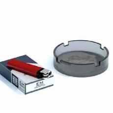 烟灰缸3d模型下载