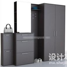 柜子3d模型下载