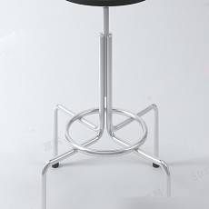吧台凳3d模型下载