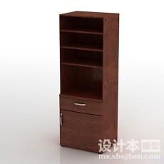 柜子9503d模型下载