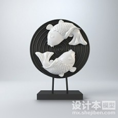 艺术品3d模型下载