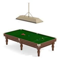 台球桌3d模型下载