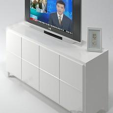 电视柜953d模型下载